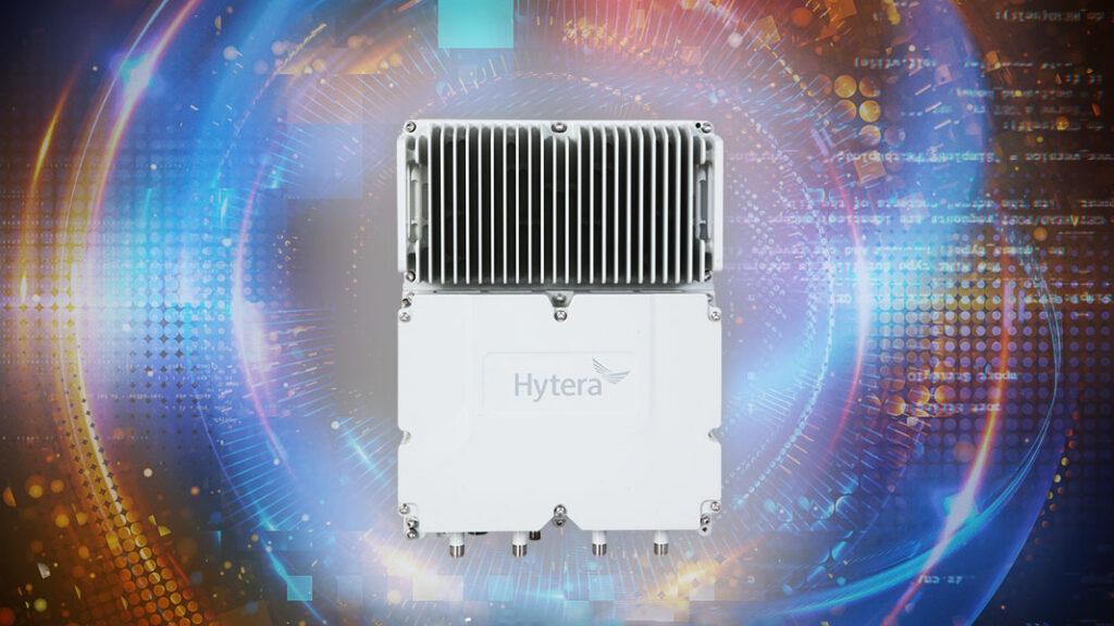 Hytera Mobilfunk iBS Integrierte Basisstation - Eine Plattform für alle Anwendungen
