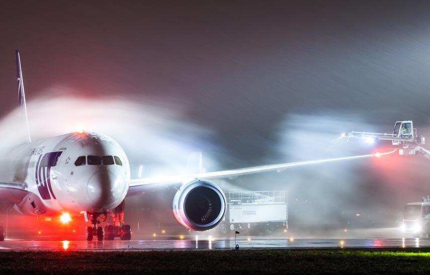 Chopin Flughafen Warschau