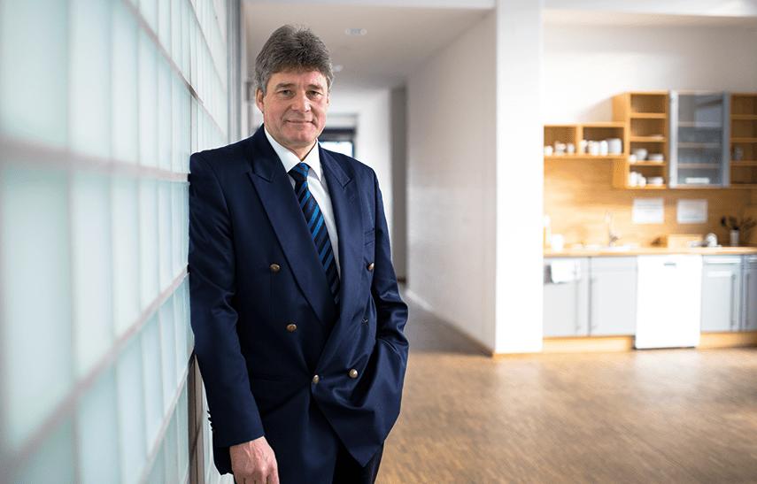Bernhard Klinger Chief Business Development Officer bei Hytera Mobilfunk (HMF)