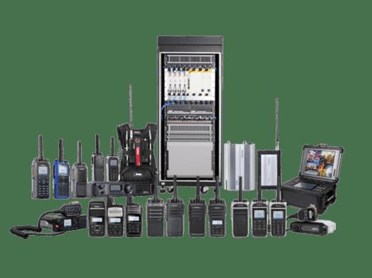 HMF Digital Mobile Radio (DMR)