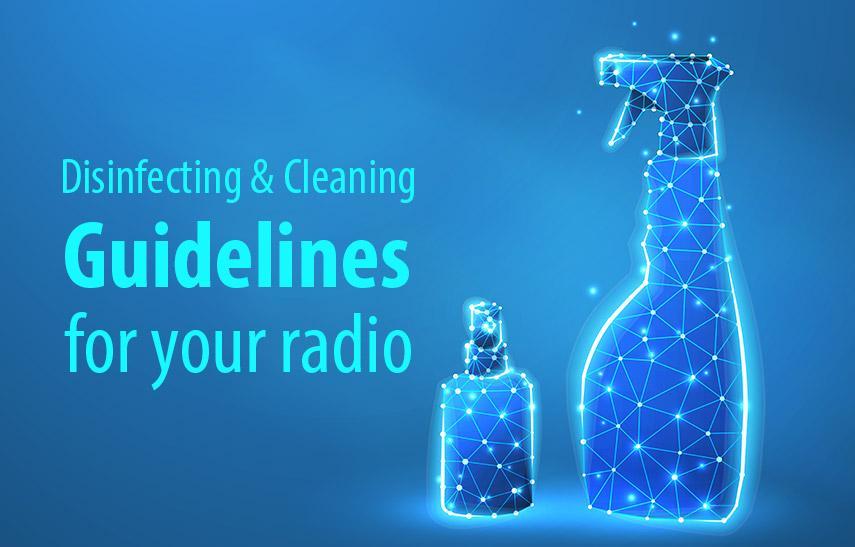 Reinigungs- und Desinfektionsempfehlungen