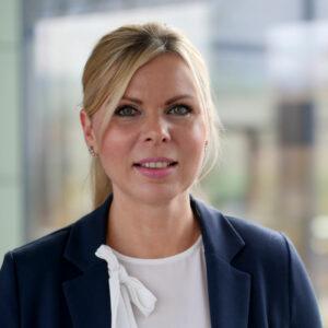 Dr. Katharina Tadje Chief Marketing & HR Officer bei Hytera Mobilfunk