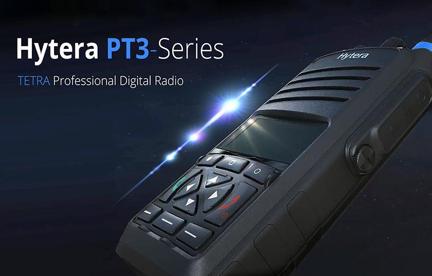Hytera Mobilfunk PT310 und PT350: Ihr optimaler Einstieg in die TETRA Welt