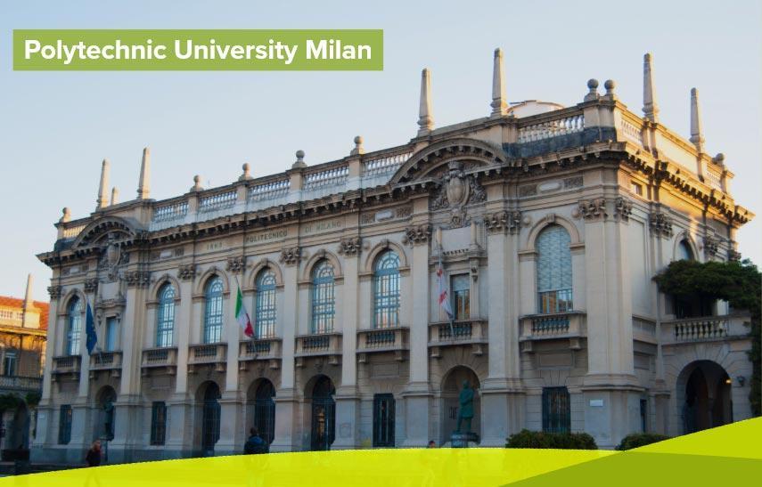 Hytera Mobilfunk Polytechnic University Congress Milan
