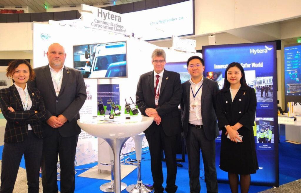 Hytera Mobilfunk UNIDO Organisation der Vereinten Nationen für industrielle Entwicklung