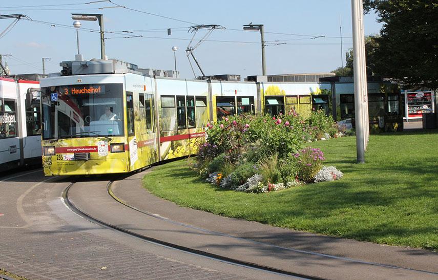 Hytera Mobilfunk Wuerzburger Straßenbahn