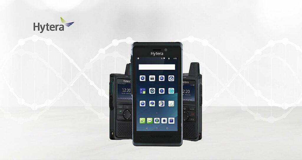 Hytera Mobilfunk LTE PNC550 PNC370