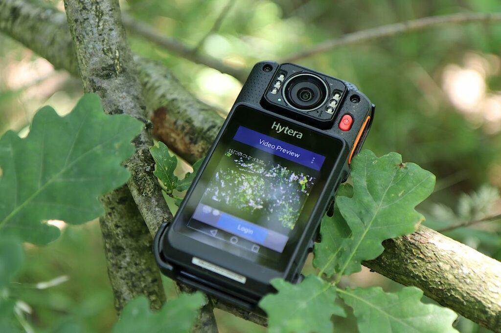 Hytera Mobilfunk VM780 Bodycam