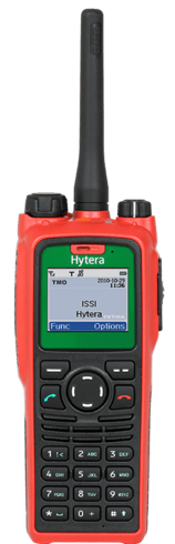 Hytera Mobilfunk PT790 Ex - TETRA-ATEX-Handfunkgeraet