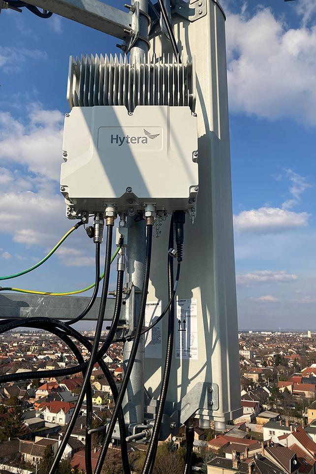 LTE-Netzwerk Ungarn